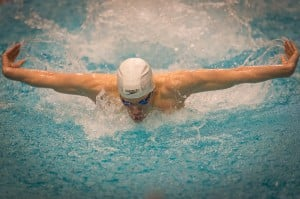 Chesterton wins third boys swimming state championship
