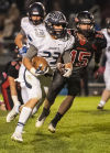 Lafayette Central Catholic at Rensselaer football game