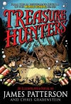 """Treasure Hunters"" by James Patterson and Chris Grabenstein with Mark Shulman"