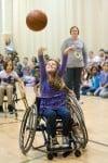 MVSCHOOL - Wheelchair Basketball