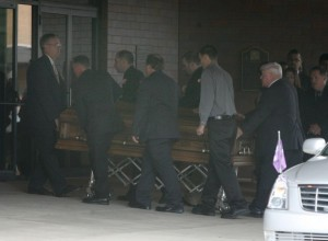 Family, friends remember Amanda Bach at funeral
