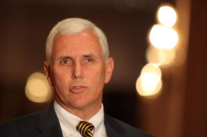 Pence hints run for president might not be in his future