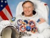 "NASA Astronaut, Colonel, Jerry L. Ross for his book signing of ""Spacewalker: My Journey in Space and Faith as NASA'S Record-Setting Frequent Flyer"" at Valpo Barnes & Noble store Feb. 2"