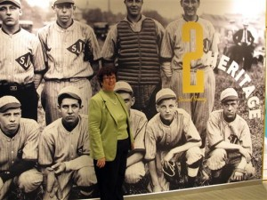 Rift repaired, Little League honors founder Stotz