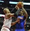 Bulls fall at home to Knicks
