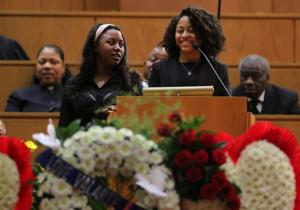 Gallery: funeral service for Lake County Commissioner Roosevelt Allen