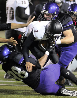 Scouting area prep football games