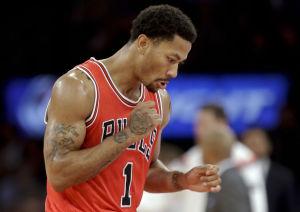 Gallery: Chicago Bulls take on the New York Knicks