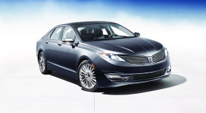 Luxury with distinction: Lincoln MKZ has unique look, exclusive features