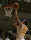 Valparaiso University's Kevin Van Wijk scores 