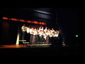 Bishop Noll choir concert