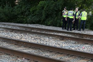 Police investigating death of person found on railroad tracks