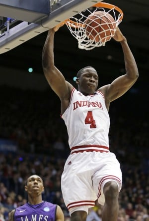 Indiana star Oladipo leaving for NBA