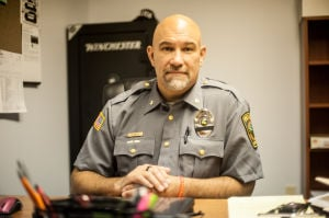 Town marshal starts on the job in Winfield