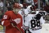 Kane scores winner as Blackhawks beat Wings