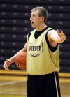 Frustration mounting for Purdue's Hummel after his second torn ACL