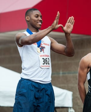 STEVE HANLON: West Side's boys track team is going to church