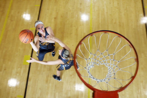 Basketball gives players a shot of energy, health benefits