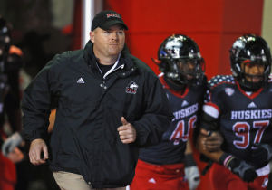 Carey leads NIU to brink of another BCS bowl bid