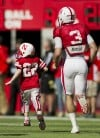 Nebraska spring football game