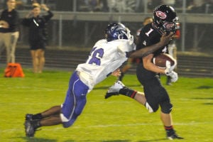 Lowell applies defensive pressure in win over Hammond