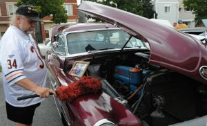 St. Florian fest draws classic car fans