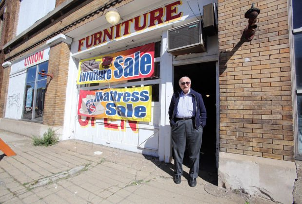 Octogenarian furniture store owner hopes to change fortunes in Gary