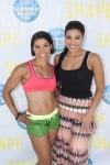 Hollywood Trainer Jeanette Jenkins and Singer Jordin Sparks