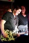 Eddie Van Halen, Wolfgang Van Halen