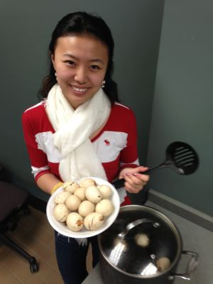 FROM the FARM: Chinese tea eggs offer flavor and international flair to menu