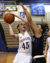 Highland hands Hobart girls first conference loss