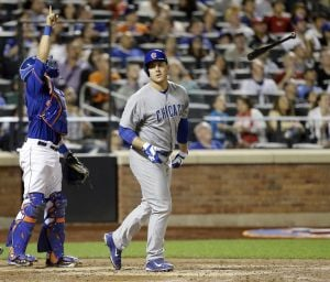 Mets pull away early from Cubs