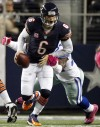 Cutler back to normal with Bears?