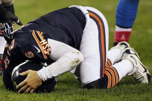 AL HAMNIK: Cutler's MNF toughness should send a message to all