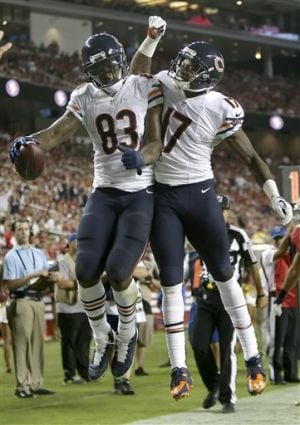Bears, Jets meet after opposite fates last weekend