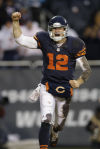 AL HAMNIK: McCown happy to keep the seat warm for Cutler
