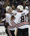 Blackhawks beat Kings to end 3-game skid