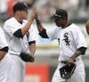 Amid roster turmoil, callup De Aza saves Sox