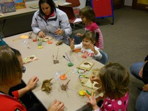 Fall & Holiday Story Times