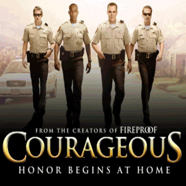 Courageous and movie
