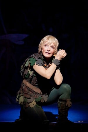 Flying to New Heights: Cathy Rigby returns next week for 'Peter Pan' national tour