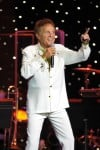 Bobby Vinton in recent concert