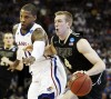 Valpo grad Hummel scores 26 as Kansas rally stops Purdue