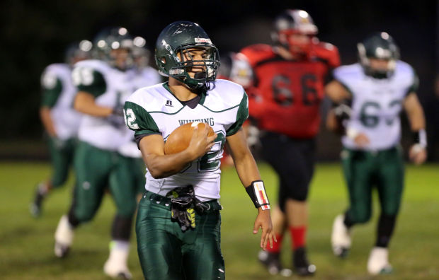 Whiting overcomes slow start, runs by Lake Station