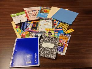 Kramer & Leonard donates school supplies to School City of Hammond
