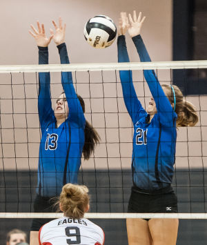 Whiting, Boone Grove take differing paths to volleyball sectional semifinal