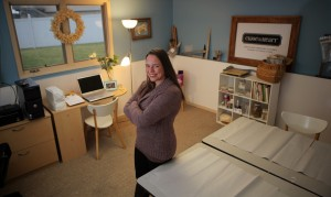 Local businesswoman opens Youngest of Twelve Studio on special date