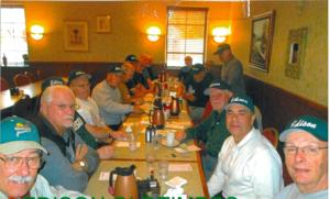 Join Gary Edison Oldtimers at monthly breakfast