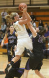 Purdue Calumet hosts Ashford in women's basketball action