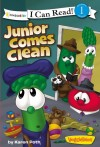 """VeggieTales Junior Comes Clean"" by Karen Poth"